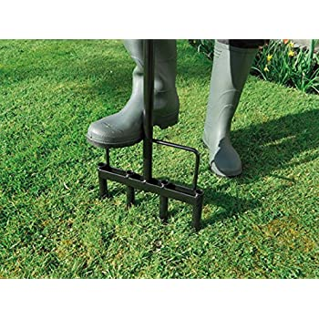 gaixample.org Selections GFH977 Hollow Tine Lawn Aerator Hand ...