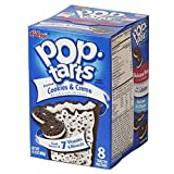 Produkt-Bild: Kelloggs Pop Tarts - Frosted Cookies & Cream (400g)