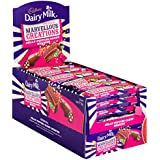 Cadbury Dairy Milk Marvellous Creation Jelly Popping Candy Chocolate Bar, 35 G (Pack Of 40)