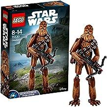 LEGO Star Wars - Figura articulada para construir de Chewbacca (75530)