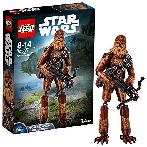 LEGO Star Wars 75530 - Chewbacca 9