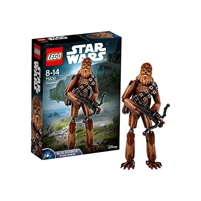 LEGO Star Wars 75530 - Chewbacca 1