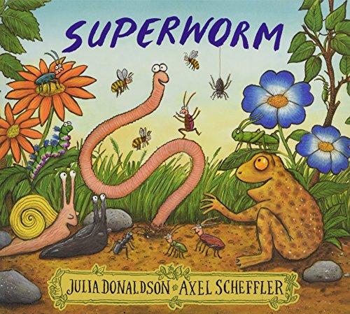 Superworm par Julia Donaldson