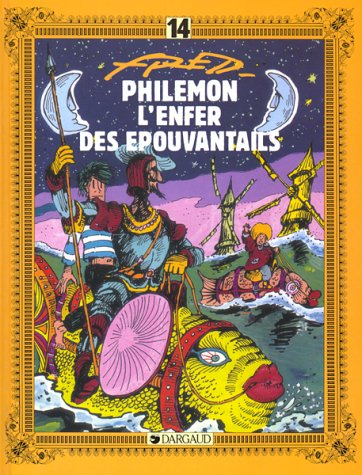 Philémon, tome 14 : L'Enfer des ép...