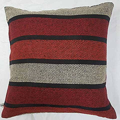 INDOOR LUXURY COMFORTABLE 100% POLYESTER CHENILLE TURQUOISE CUSHION & CUSHION