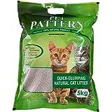 DynamicSales (India) Pet Pattern Ball Shaped Cat Litter, 5kg- Single Piece