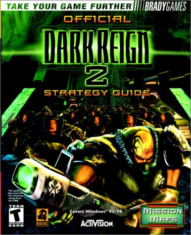 Dark Reign 2 Official Strategy Guide