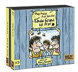 Familie Grunz hat Ärger: Folge 1, gelesen von Harry Rowohlt, 3 CDs in der Multibox, ca. 3 Std. 50 Min.