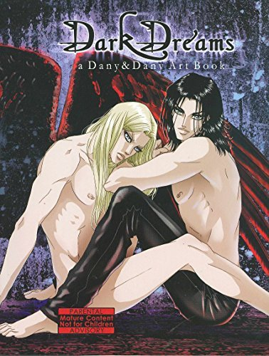 Dark Dreams: A Dany & Dany Yaoi Art Book (Russian Edition) by Dany and Dany (2008-01-15)