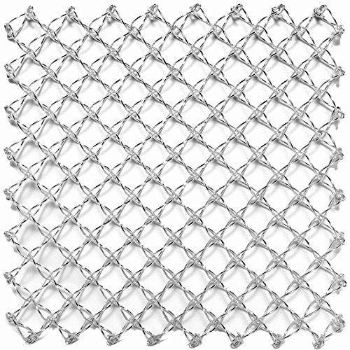Metaltex 20290010 Spiraltopfuntersatz, 18 x 18 cm