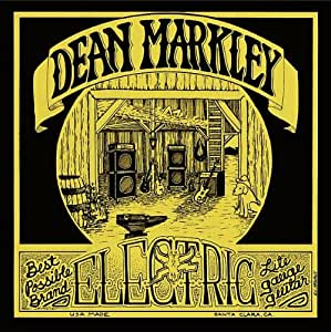 Dean Markley 1972 Vintage Electric 009-042 Nickel Plated Steel. Saiten E-Gitarre.