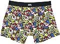 Meroncourt Nintendo Super Bros. Mario & Friends Shorts, Boxer Homme