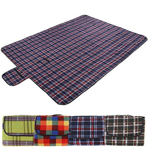 Preisvergleich Produktbild Picknickdecke Stranddecke Outdoordecke Stranddecke in vier verschiedenen Farben