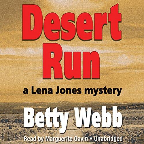 Desert Run  Audiolibri