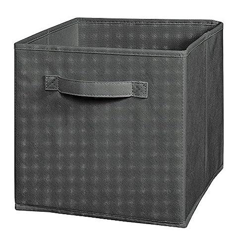 Panier De Rangement Tissu - UZOU Tiroir Boîte Panier de Rangement Pliable