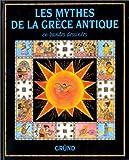 Les mythes de la Grèce antique en bande dessinée