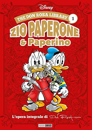 The Don Rosa Library 1 Zio Paperone e Paperino