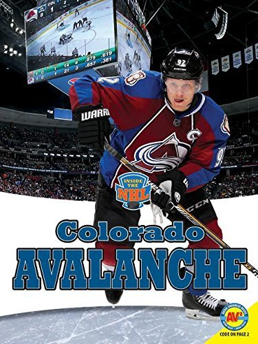 Inside the NHL) by Erin Butler (2015-07-15) (Avalanche Nhl)