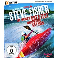 The Ultimate Ride: Steve Fisher [Blu-ray]