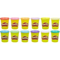 Play-Doh 12 Pots Couleur ETE (4Oz)