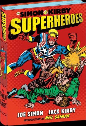 SIMON & KIRBY SUPERHEROES HC