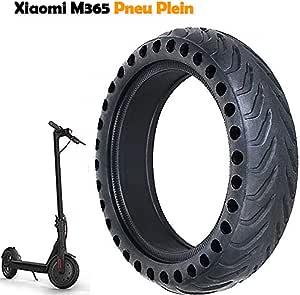 Matefielduk Reifen für Xiaomi M365 Ersatzrad für Xiaomi M365 Reifen 8,5 Zo