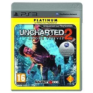 Uncharted 2: Among Thieves (AT-Pegi)