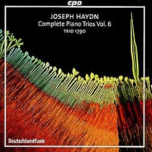 Haydn: Complete Piano Trios, Vol 6 (Hob XV:27-30) /Trio 1790