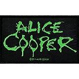 Alice Cooper - Logo - Patch Aufnäher - Versand kostenfrei