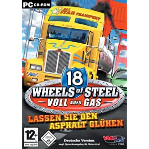 18 Wheels of Steel: Voll Aufs Gas