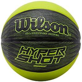 WILSON Hyper Shot I, Palla Basketball Unisex Adulto