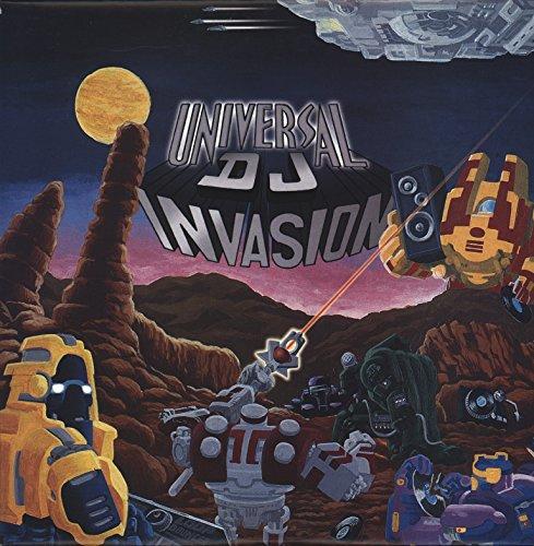 Universal DJ Invasion Sampler (Verschiedene Interpreten) - Pir-systems