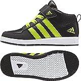 Adidas Guzzo C Kids Kinder Freizeitschuhe Sportschuhe Skate Sneaker Schuhe AQ2350, Schuhgröße:35 -