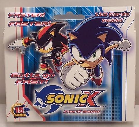 Sonic X Card Game Starter Deck
