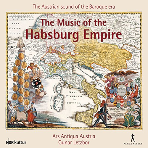 The Music of the Habsburg Empire - Die Musik des Habsburgerreichs aus Slowenien, Ungarn, Polen, Böhmen u.a.