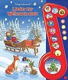 Die schönsten Weihnachtslieder - Pappbilderbuch mit Geräuschen und Musik, 10 bekannte Kinderlieder für Kinder ab 2 Jahre