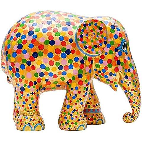 Elephant Parade, dipinta a mano, edizione limitata, motivo: replica di elefante, 10 cm) (Ellie