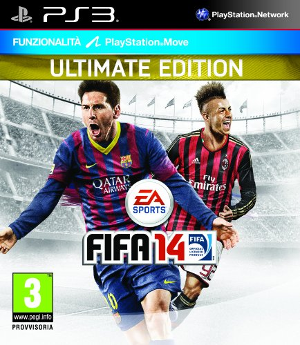 FIFA 14(Ultimate Edition) (Fifa 2013 Ps3)