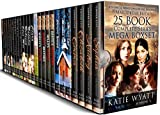 25 Book Mega Box Set Complete Series: (Mega Box Set Series 3)