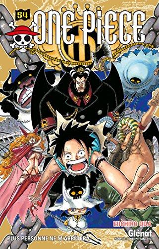 One Piece - Édition originale - Tome 54: Plus personne ne m'arrêtera