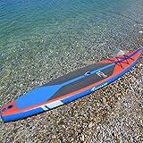 VIAMARE SUP Race Board 380 blau