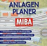 Anlagenplaner, 1 CD-ROM Für Windows 95/98/2000/NT. Alle gängigen Gleissysteme v. Z bis 2 m v. Arnold, Bemo, Fleischmann, Hübner, LGB, Märklin, Peco, Roco, Tillig (Pilz), Trix/Minitrix.