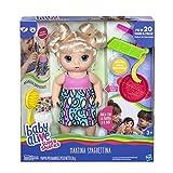 Hasbro Baby Alive Martina Spaghettina (Bionda), C0963103