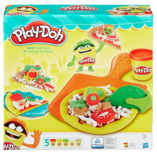 hasbro-play-doh-b1856eu4-pizza-party-knete