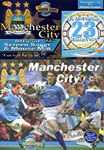 Manchester City Screen Saver & Mouse Mat
