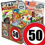 Geschenkset | 24x Allerlei | Geburtstag 50 | Ostalgie Geschenkset Oma