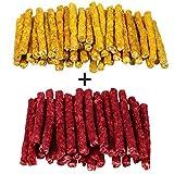 #8: Chicken Chew sticks 500 Gm + Mutton Chew sticks 500 Gm by Bonestix
