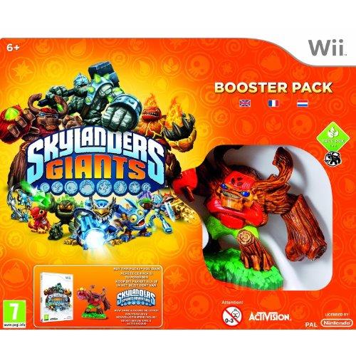 Komplette Sammlung Top (Skylanders: Giants - Booster Pack)