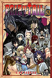 Fairy Tail Edition simple Tome 51