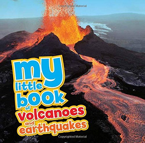 My Little Book of... Volcanoes & Earthquakes by Claudia Martin (15-Jan-2015) Hardcover